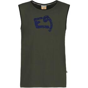 E9 Boom Mouwloos Shirt Heren, musk
